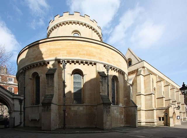 Temple Church; London; Photo by  John Salmon; Creative Commons Licence Attribution-Share Alike 2.0